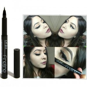 LA Girl Fineline Eyeliner Pen อายไลเนอร์เพน สี Black www.lipmeplease.com
