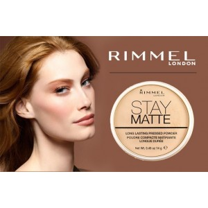Rimmel - Stay Matte Pressed Powder