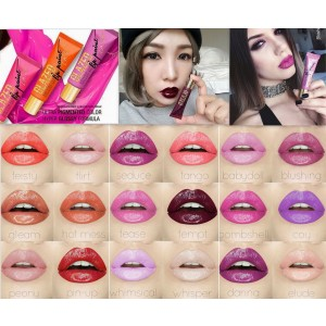 LA Girl Glazed Lip Paint ลิปเกลซซาติน www.lipmeplease.com/