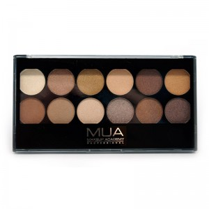 MUA - 12 Shade Heaven and Earth