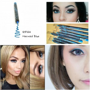 LA GIRL Glide Gel Eye Liner Pencil สี GP364 Mermaid Blue พร้อมส่ง ของแท้ 100% จาก US ลด 21% www.lipmeplease.com