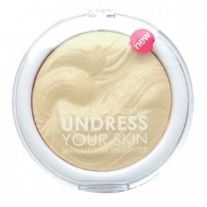 MUA - Undress Your Skin Highlighting Powder สี Iridescent gold