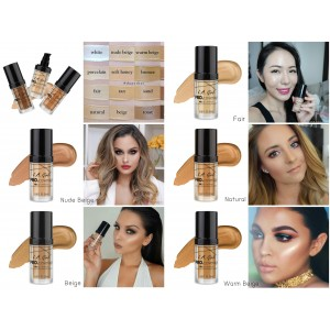 LA Girl รองพื้น Pro Coverage Illuminating Foundation www.lipmeplease.com